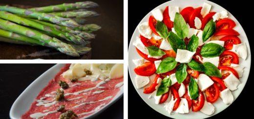 3 ideias saborosas e simples para aperitivos