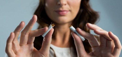 A alimentação como aliada para largar o cigarro