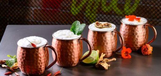 Drinques à base de tequila, vodca e gin são uma boa pedida para o Inverno