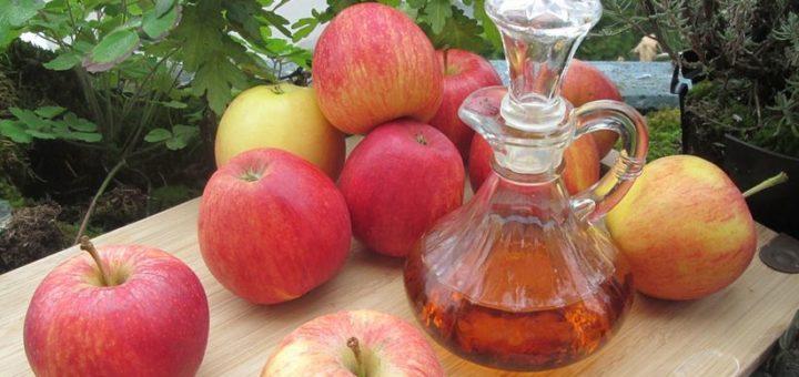 Vinagre de maçã é um substituto eficiente em receitas para quem tem alergia à proteína do ovo